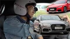 玩车TV 赛道试驾奥迪RS3