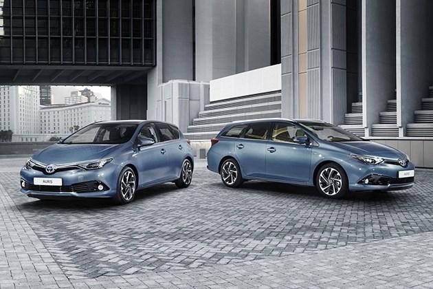 丰田将逐步放弃柴油动力 专注推进混动技术