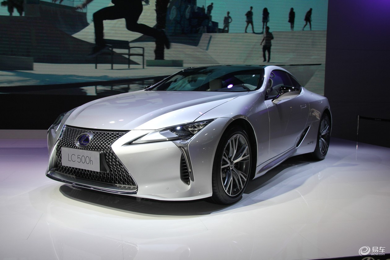 雷克萨斯LC预售价公布 推3款车型/预售130-140万元