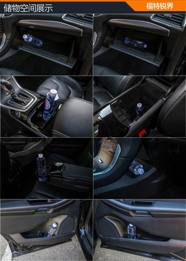 """锐界对比汉兰达/途昂 """"美系""""中型SUV大对决"""