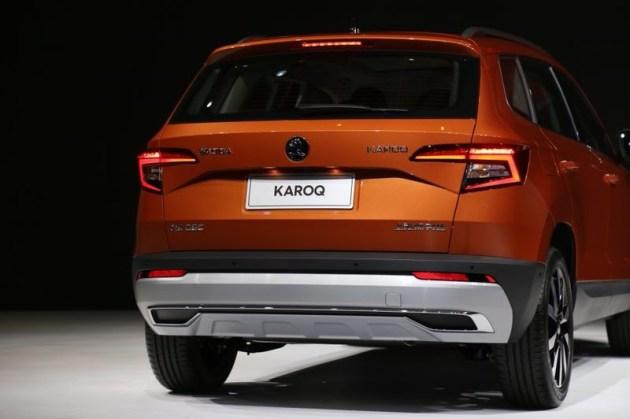 动力方面,斯柯达KAROQ柯珞克将搭载1.2T和1.4T发动机,最大功率分别为85kW和110kW。传动系统方面,与发动机搭配的是7速DSG双离合器变速箱。