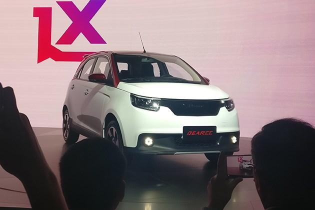 电咖EV10正式上市 售13.38-14.18万元