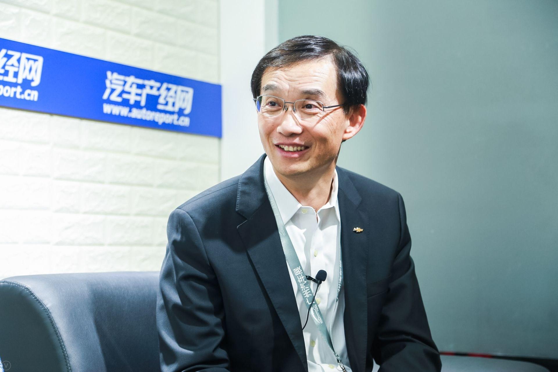 张志宏:雪佛兰销量虽有起伏 但品牌上升势头明显