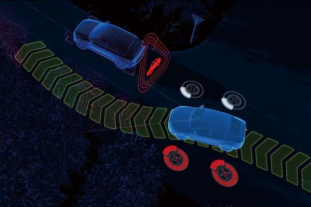 沃尔沃全新XC60技术解析 深入血液的智能安全辅驾系统
