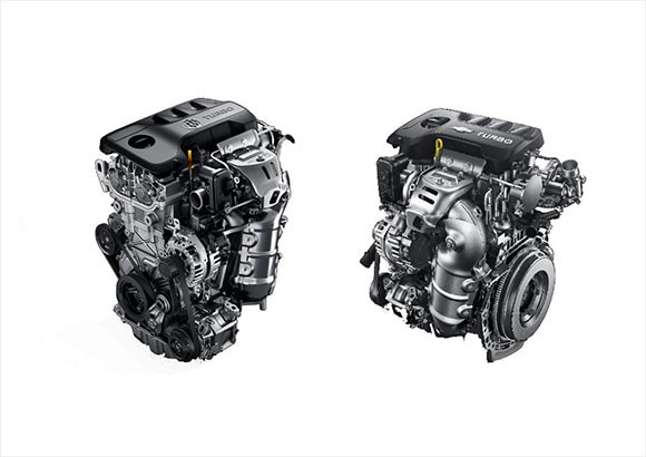上汽通用全新ECOTEC双喷增压发动机技术解读