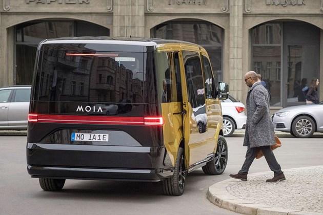 大众推出全新电动巴士 将提供新的拼车模式