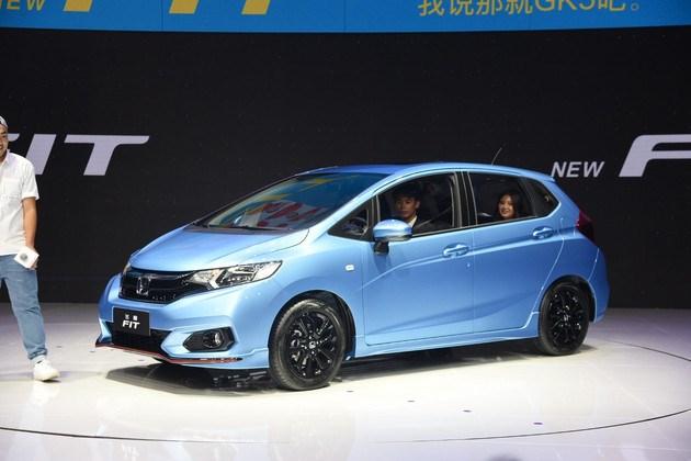 本田新款飞度疑似售7.5-10.5万元 2018年1月上市