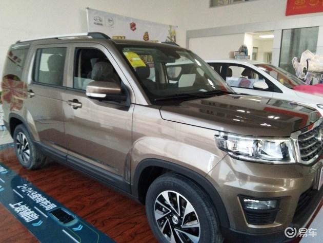 全新SUV,长安CX70A登陆大同鑫安福德