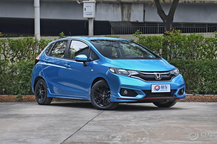 广汽本田新飞度1月11日上市 或推出6款车型/疑似售7.5-10.5万