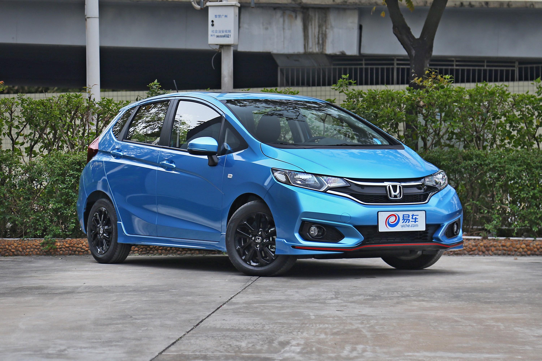 广汽本田新款飞度上市 售价7.38-10.28万元/增潮跑版车型