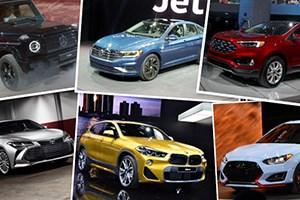 北美车展即将入华新车盘点 Jetta里外换新/大G始终如一