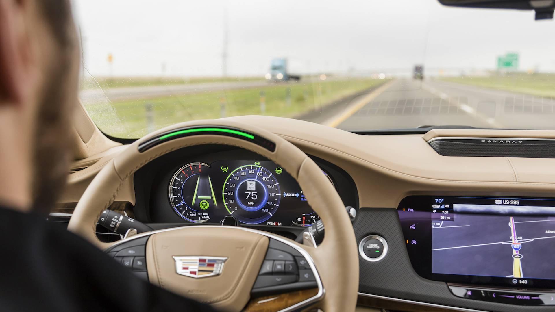 凯迪拉克CT6将推出小改款车型 搭载自动驾驶辅助系统
