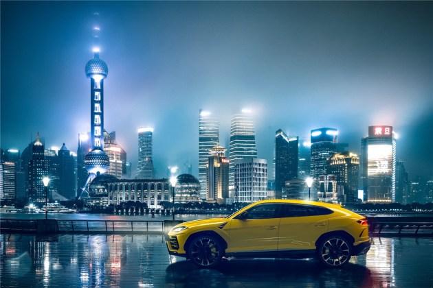 世界首款超级SUV 兰博基尼Urus圆满结束中国预赏之旅