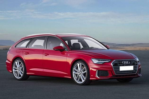 奥迪全新A6?Avant/Allroad/RS6假想图 2020年后陆续发布