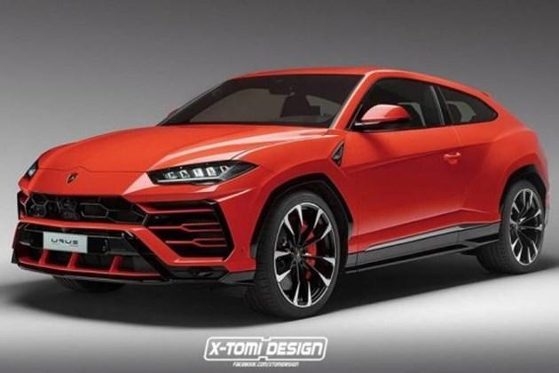 兰博基尼Urus 将推双门版车型 造型更有运动感/动力或不变
