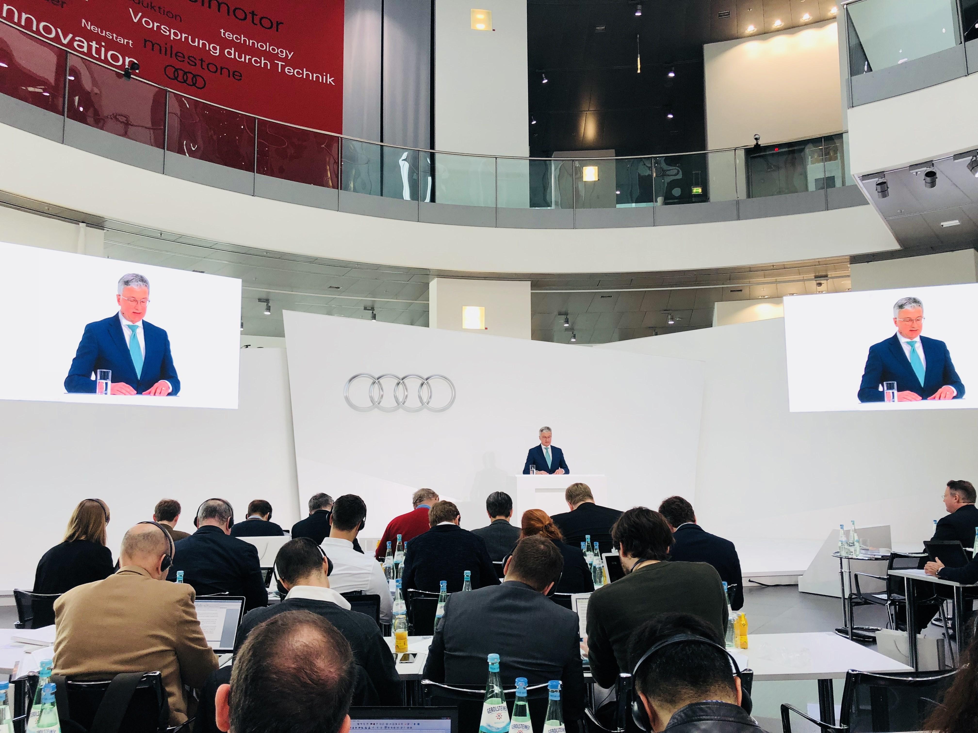 销售收入首破600亿欧大关 奥迪将开启每三周一款新车模式