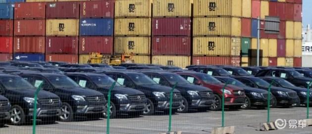 中国降美国汽车关税 奔驰宝马反获渔利