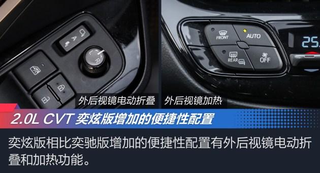一汽丰田SUV奕泽购车手册 除了高颜值还有啥