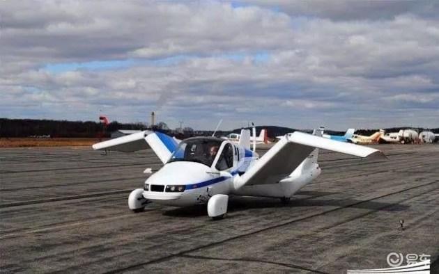 吉利真要上天 第一代飞行汽车接受预定19万美元起 | 汽车产经