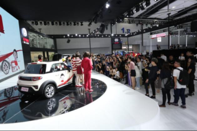 荣誉见证领航实力,北汽新能源2018广州车展获近20项大奖