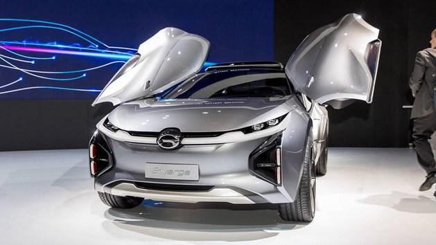 2019北美车展 广汽传祺有望发布全新ENTRANZE概念车