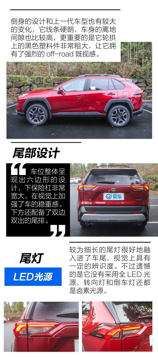【图文】海外抢先试驾全新一代丰田RAV4 难得的冒险精神