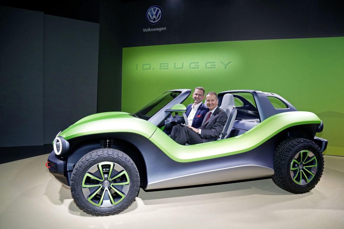 大众开放MEB平台 迪斯:降低成本造买得起的电动车|汽车产经