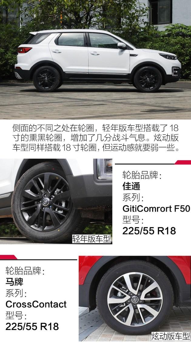 价格相差无几 长安CS55选新推款还是主销款?