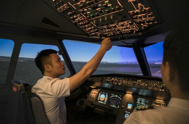 【图文】三万英尺上空的秘密 全新奥迪A6L机长车主的故事