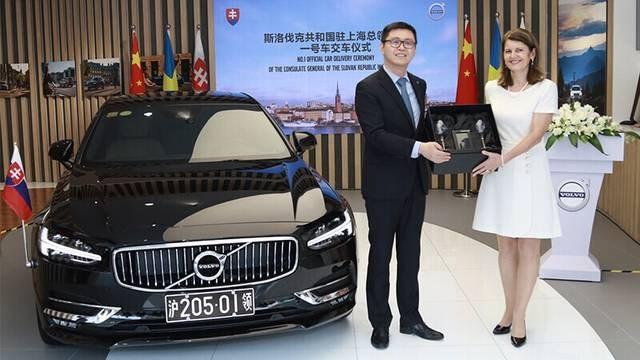 钦培吉接任沃尔沃大中华区销售总裁 陈立哲调任中国台湾