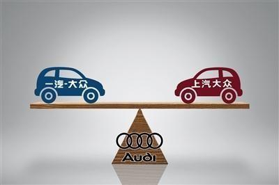一汽奥迪销售公司下半年成立 上汽奥迪却扑朔迷离丨汽车产经