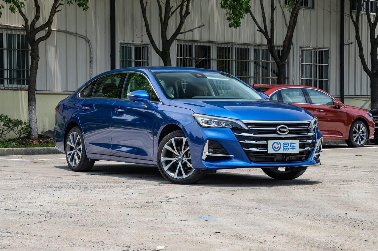 全新一代传祺GA6获2020年度十佳车奖
