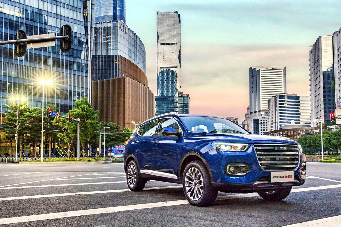 国内同比、环比双增长! 长城汽车4月全球销量突破8万辆