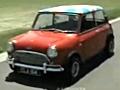 经典回顾 1959年生产的Austin Mini