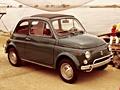 1959年菲亚特500 Nuova Cinquecento