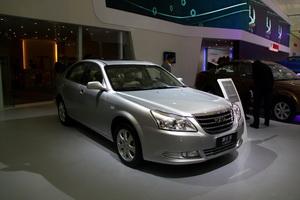2011上海车展 独家解析奇瑞旗云5