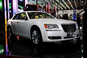 2011上海车展 克莱斯勒新300C独家解析