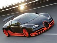 极速407KM/H 布加迪EB16.4 veyron