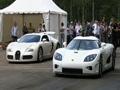 布嘉迪Veyron vs 柯尼赛格 CCXR