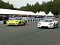 雪佛兰Corvette ZR1 vs柯尼赛格CCXR