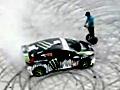 2010年度全球最佳汽车视频 劲爆漂移