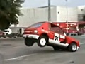 汽车也能跳芭蕾 标致205精彩漂移