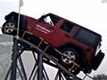 吉普全系试驾汇 罗宾汉攀爬62度大坡