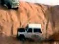 胆量与技术的挑战日产侦察兵惊险爬陡坡