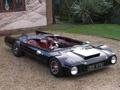 世界上最扁平的汽车 喷气动力扁平车