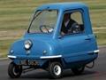 世界上最小的汽车 三轮小车Peel P50