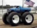 世界上最大的怪兽卡车 Bigfoot5