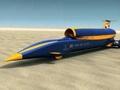 时速超过750英里 冲刺SSC ThrustSSC
