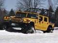 会滑雪的汽车 Mattrack履带卡车