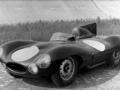 飞机尾鳍设计 1955年产捷豹XK D